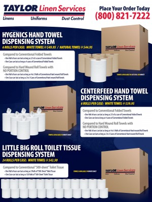 janitorial sales